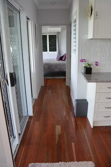 Ironbark flooring
